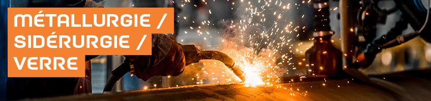 EPI metallurgie sidérurgie et verre